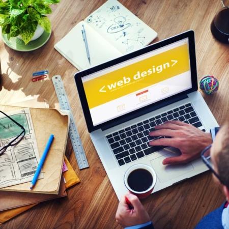ECweb Design usluga izrade Standardnih web stranica